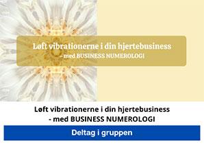 Gruppe business numerologi