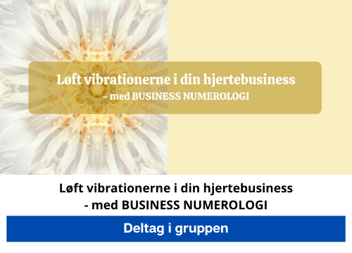 Gruppe business numerologi