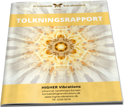 Tolkningsrapport business numerologi